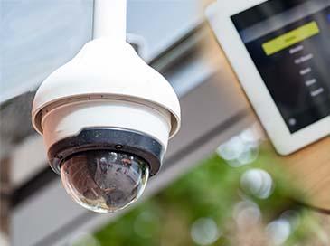 güvenlik kamerası takımı